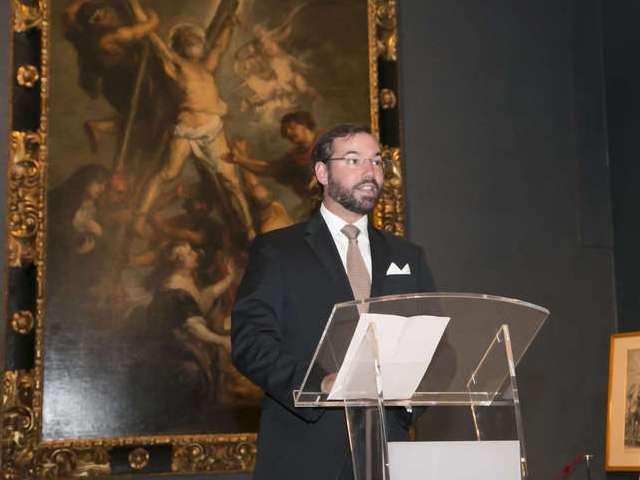 Visite de la Fondation Carlos de Amberes
