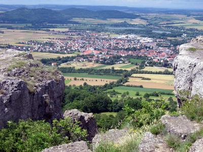 Blog de lisezmoi :Hello! Bienvenue sur mon blog!, L'Allemagne : la Bavière - Bad Staffelstein -