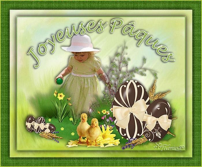 tutoriel Pâques