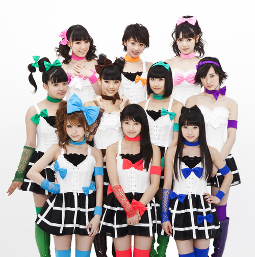 Morning Musume モーニング娘 One・Two・Three/The Matenrou Show  One・Two・Three/The 摩天楼ショー