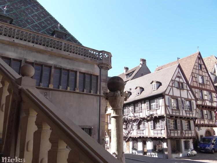 Toujours à Colmar,