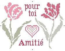 Nouveau SAL Pour toi Amitié ! ou autre ......