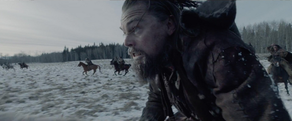 The revenant, Alejandro Inarritu, 2015