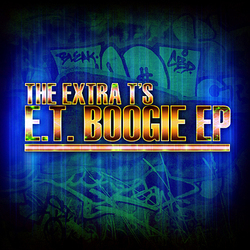 The Extra T's - E.T. Boogie EP - Complete CD