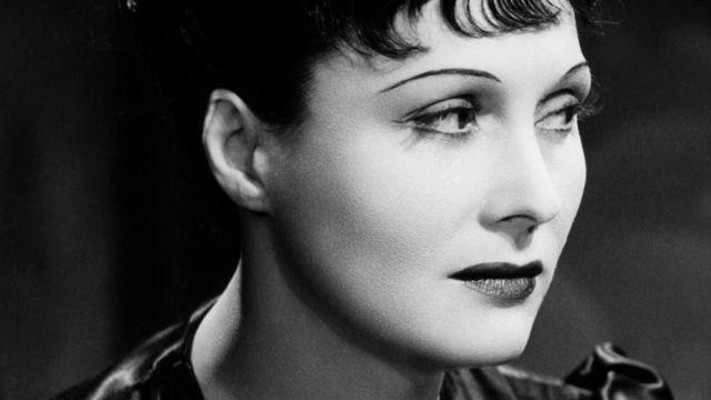 Arletty, actrice française de son vrai nom Léonie Bathiat (1898-1992)