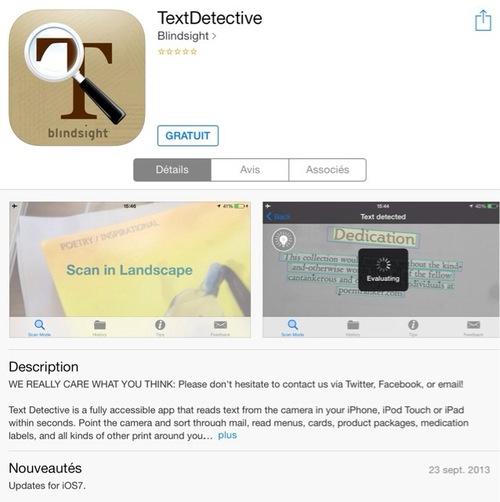 HORS LIGNE [appli] TextDetective