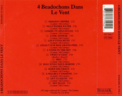 Frenchy But Chic # 110 : Les Bidochons - 4 Beadochons dans le vent (1992)