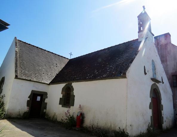 Escapade iodée à l'Île de Groix (Morbihan) - 1 église - 4 chapelles