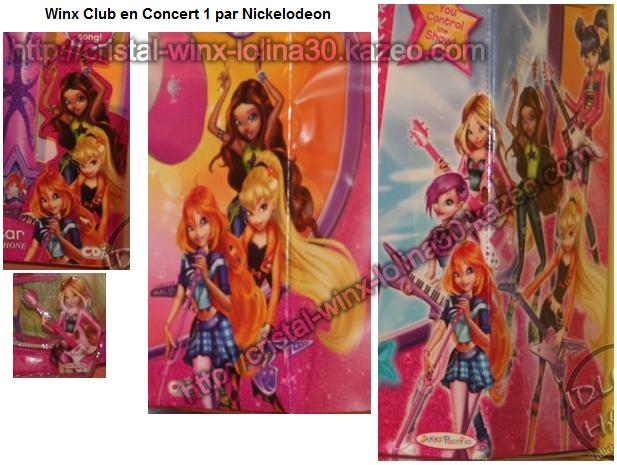 Concert 1 3D jakks
