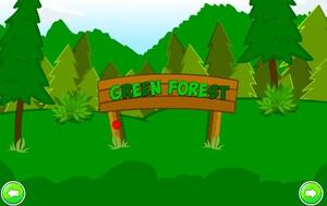 Jouer à Green forest escape