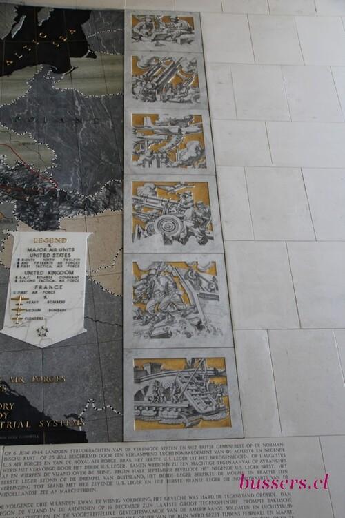 le mémorial américain de neuville