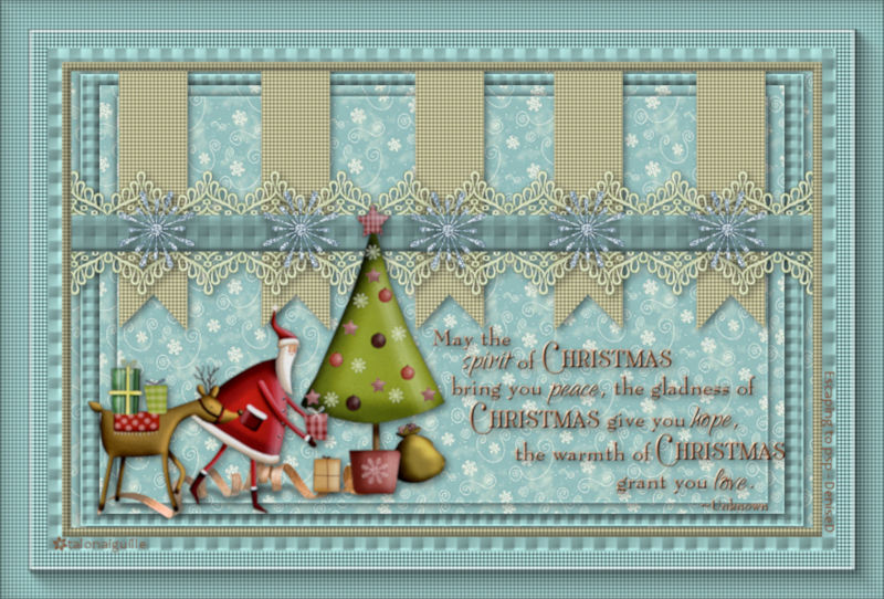 *** Spirit of Christmas  ***
