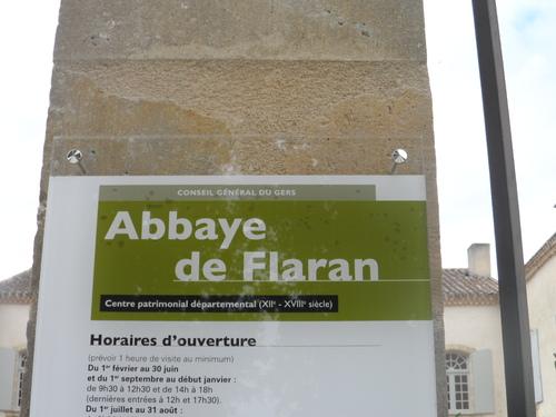 Abbaye de Flaran  (gers)