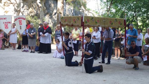 Nouvelles photos de la procession de la Fête Dieu