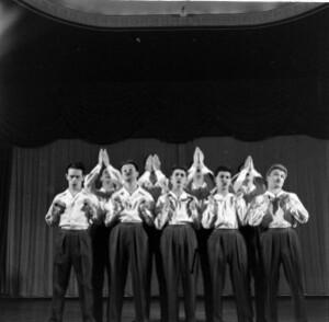 Compagnons aux Etats Unis 1952-05