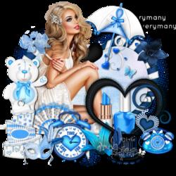Variante Bleu nuit