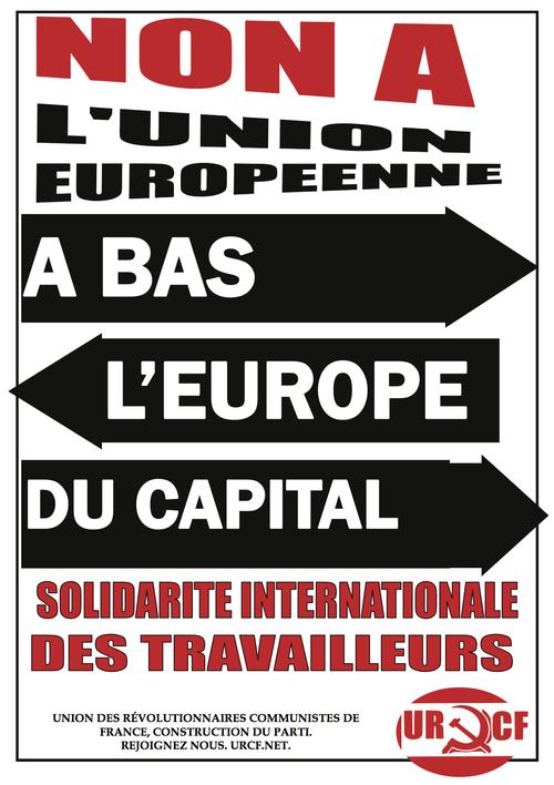 Pour dire NON à l'UE et fucker les fachos et tous les politicards au service du capital >> BOYCOTT !!! (Vidéos, images et PDF à télécharger)