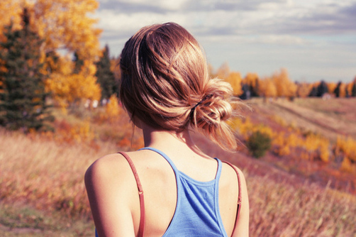 blonde, cool, free, girl, nature