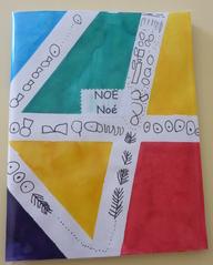 couverture cahier maternelle