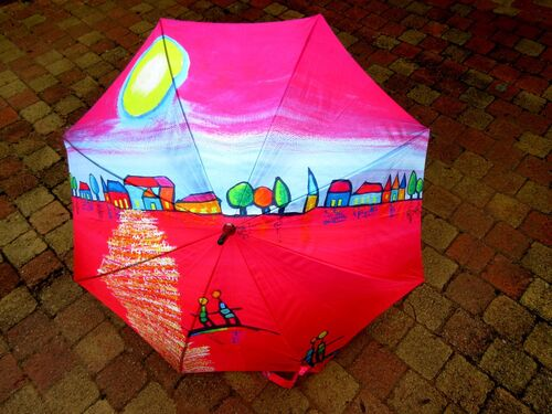Ombrelles et parapluies d'exception