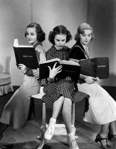 08 - Femmes et livres encore