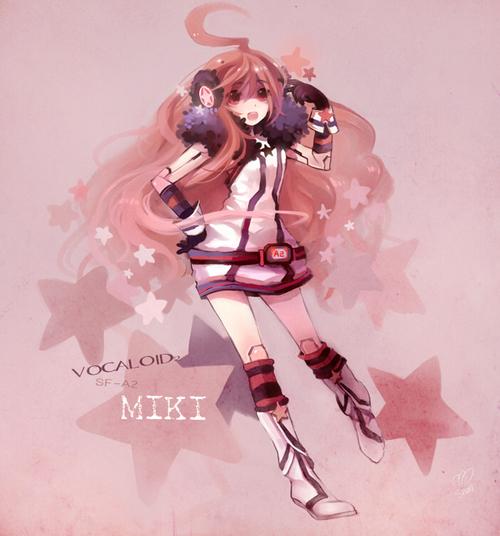 Image de vocaloid, sf-a2 miki, and anime