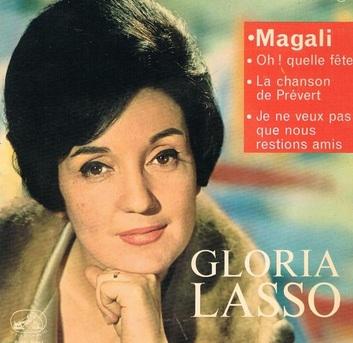 Gloria Lasso, 1962