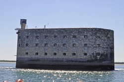 FOURAS, Fort Boyard.