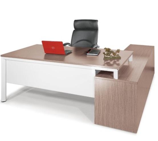Chon mẫu bàn làm việc nào hợp với văn phòng