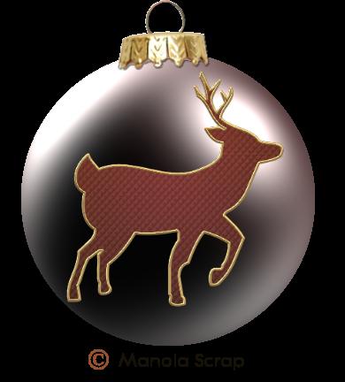 Boules de Noël  2