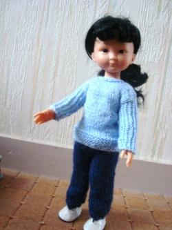 mes poupées Chéries de Corolle