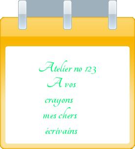 Atelier 123
