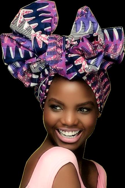 Tubes femmes création africain 5