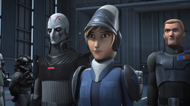 Anime - Star Wars Rebels Saison 1