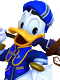 donald Kingdom Hearts