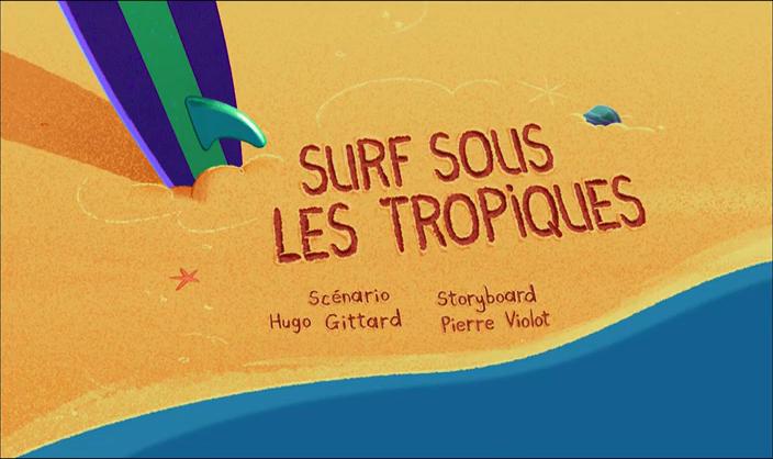 Zig & Sharko - 2x12 - Surf sous les tropiques