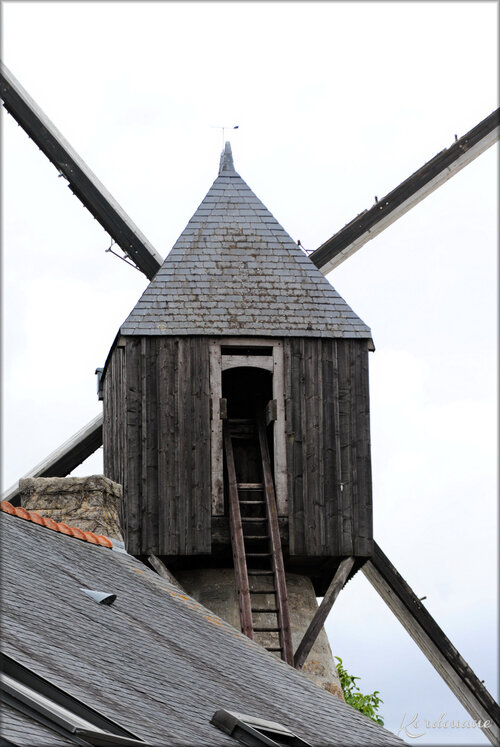 Moulin cavier Gourré - Anjou