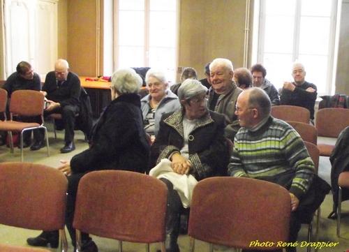 L'Assemblée Générale de l'Association du souvenir Français