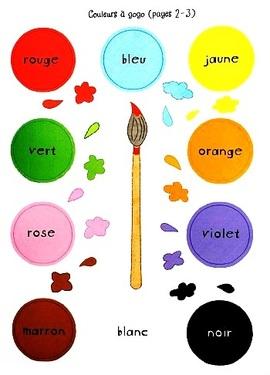"""J'apprends en m'amusant : Les couleurs / Les formes : livre d'autocollants """"Jeunesse"""""""