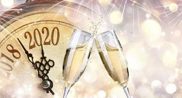 ♥♥♥ Bonne et heureuse année 2020 ♥♥♥