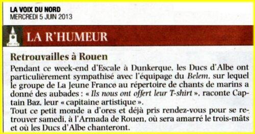 L'Armada Rouen 2013