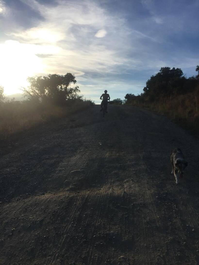 A deux pas du camping