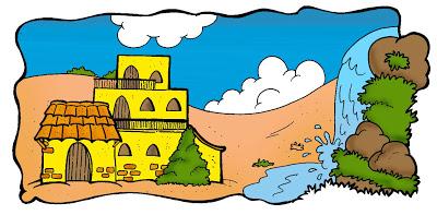Desenhos para a História A Casa na Rocha