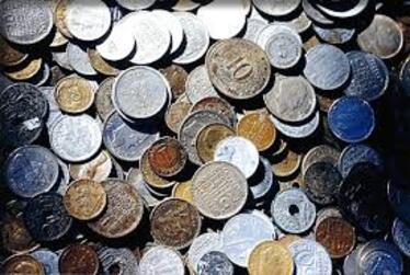 Les anciennes monnaie