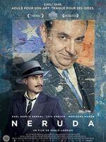 Neruda : 1948, la Guerre Froide s'est propagée jusqu'au Chili. Au Congrès, le sénateur Pablo Neruda critique ouvertement le gouvernement. Le président Videla demande alors sa destitution et confie au redoutable inspecteur Óscar Peluchonneau le soin de procéder à l'arrestation du poète.  Neruda et son épouse, la peintre Delia del Carril, échouent à quitter le pays et sont alors dans l'obligation de se cacher. Il joue avec l'inspecteur, laisse volontairement des indices pour rendre cette traque encore plus dangereuse et plus intime. Dans ce jeu du chat et de la souris, Neruda voit l'occasion de se réinventer et de devenir à la fois un symbole pour la liberté et une légende littéraire ... ----- ... Origine : Chilien  Réalisation : Pablo Larraín  Durée : 1h 48min  Acteur(s) : Luis Gnecco,Gael García Bernal,Mercedes Morán  Genre : Drame,Biopic,Policier  Date de sortie : 4 janvier 2017  Critiques Spectateurs : 3,4  Critiques Presse : 3,9