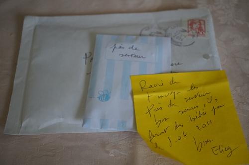 Seeds of Love : petit sachet, grand bonheur : semaine 1