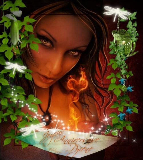 Joyeux Anniversaire Pyréne