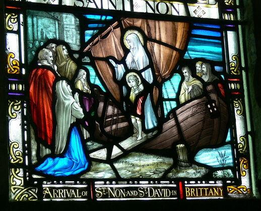 Image illustrative de l'article Sainte Nonne