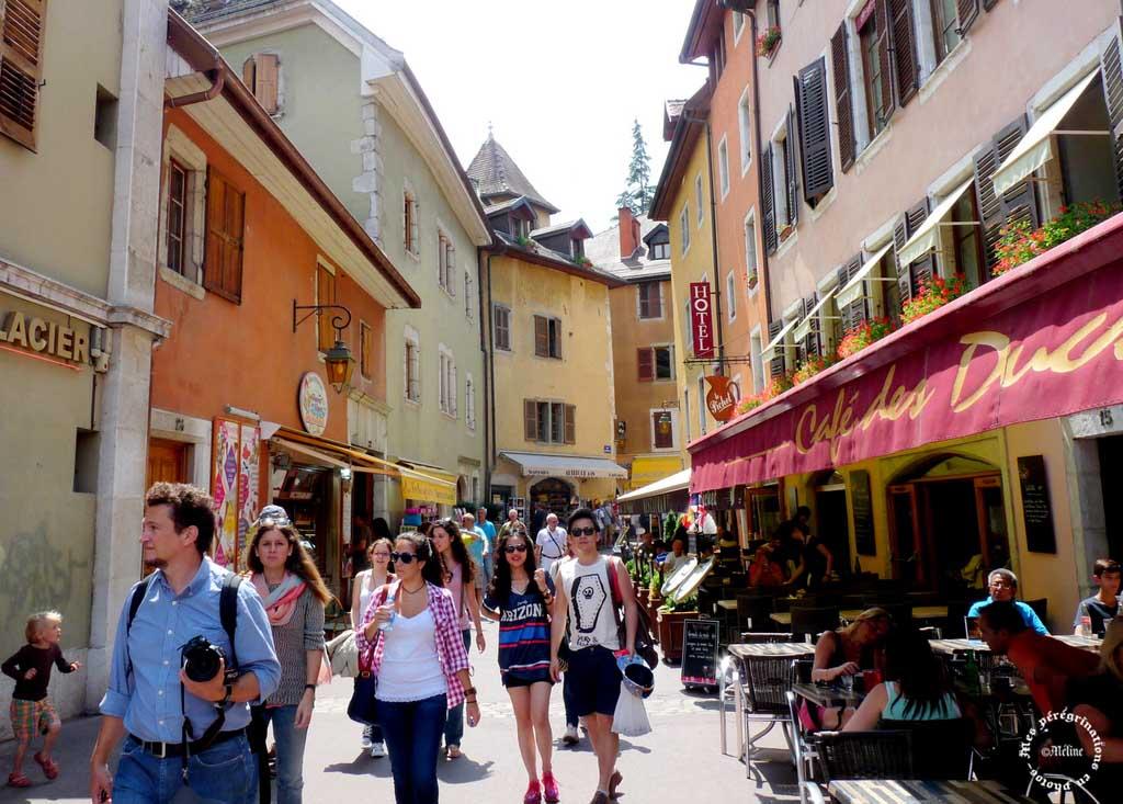 La Haute Savoie (suite) - Annecy le Vieux (5)