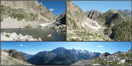 Parco Naturale delle Alpi Marittime, en deux actes (2013)